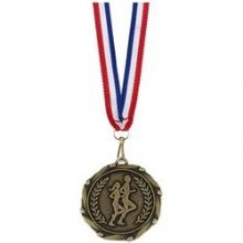 45mm Unisex Running Medal